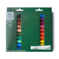 Winton Oil Paint 20 x 12ml Tube Set